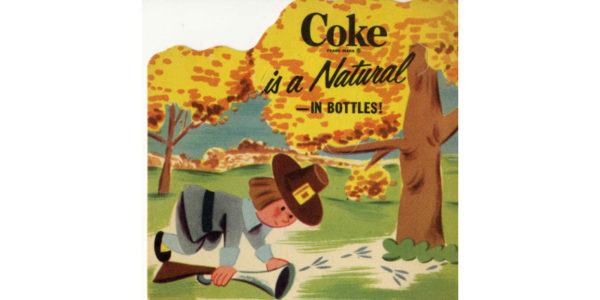 Thanksgiving Coke