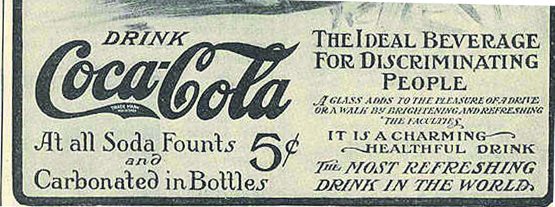 Rock Hill Coca-Cola at the Turn of the 20th Century - Rock