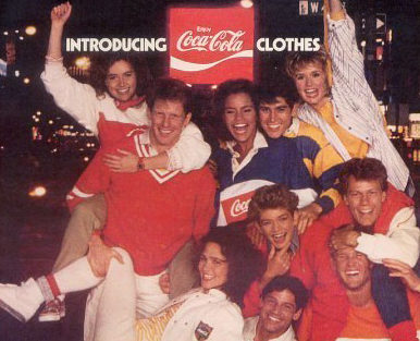 Coca-Cola clothing